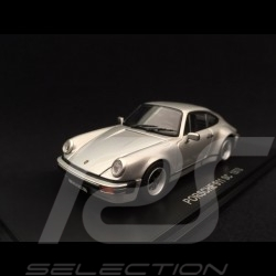 Porsche 911 SC 3.0 1978 silver 1/43 Kyosho 05523S