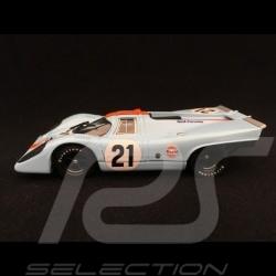 Porsche 917 K Gulf Le Mans 1970 n° 21 1/43 Brumm R494