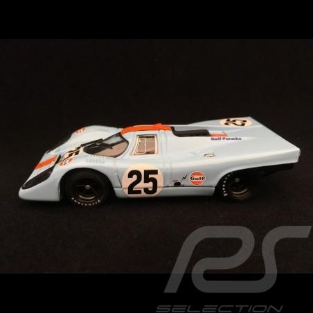 Porsche 917 K 1000 km Spa 1970 n° 25 JWA Gulf 1/43 Brumm R556