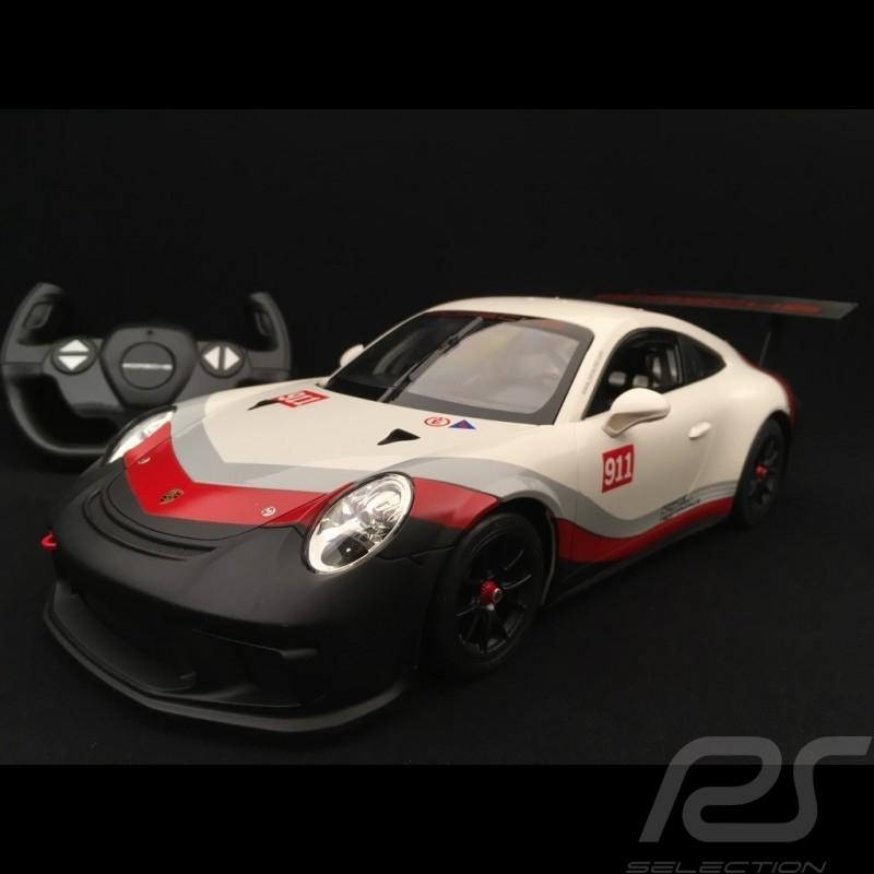 Porsche 911 type 991 GT3 Cup Motorsport radiocommandée 27MHz 1/14