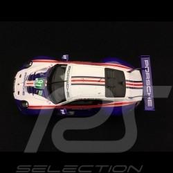 Porsche 911 RSR type 991 24h du Mans 2018 n° 91 Rothmans colors Porsche 70 years 1/43 Spark S7032