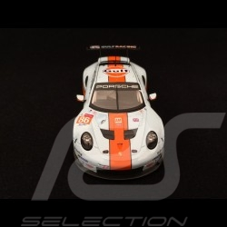 Porsche 911 RSR type 991 24h du Mans 2018 n° 86 Gulf Racing 1/43 Spark WAP0209220K