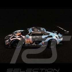 Porsche 911 RSR type 991 vainqueur winner sieger 24h du Mans 2018 n° 77 Dempsey-Proton 1/43 Spark WAP0209200K
