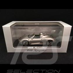 Porsche 918 Spyder 2013 grau 1/43 Minichamps WAP0201000E