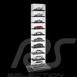 Porsche Acryl Vitrine - Stand für bis zu 10 Modelle in 1/43  Porsche WAP02077818