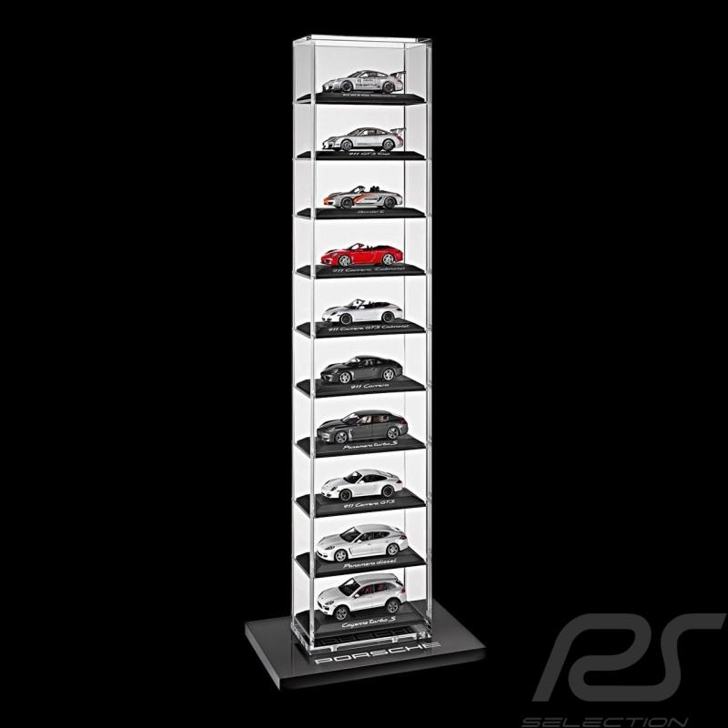 Porsche showcase stand for up to 10 models in 1/43 Porsche Design WAP02077818