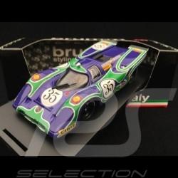 Porsche 917 K Martini n° 35 Psychédelique 6h Watkins Glen 1970 1/43 Brumm R271