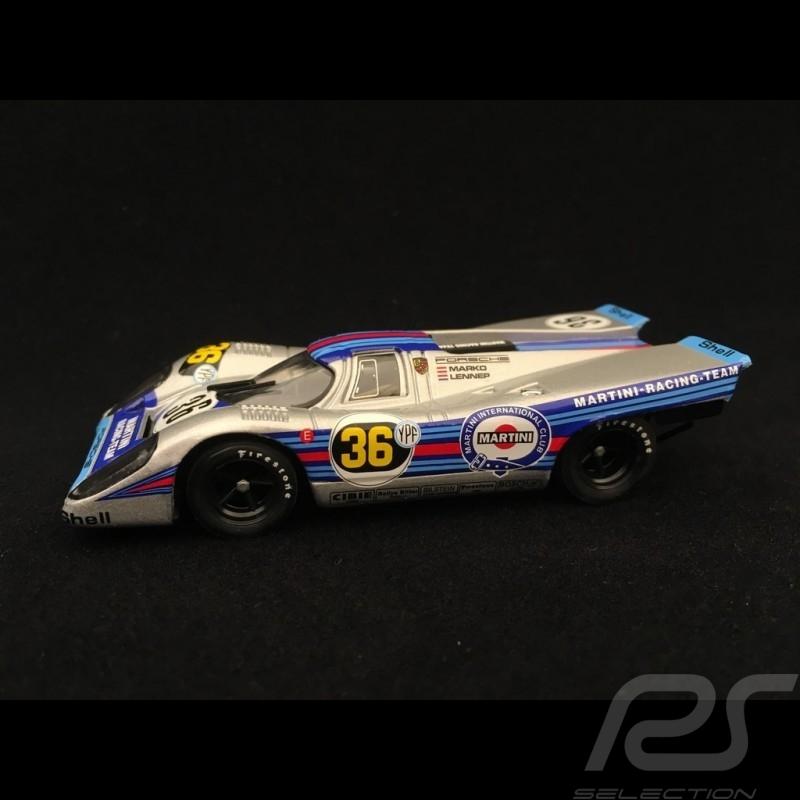 Porsche 917 K Buenos Aires 1971 n° 36 Martini Racing 1/43 Brumm R571