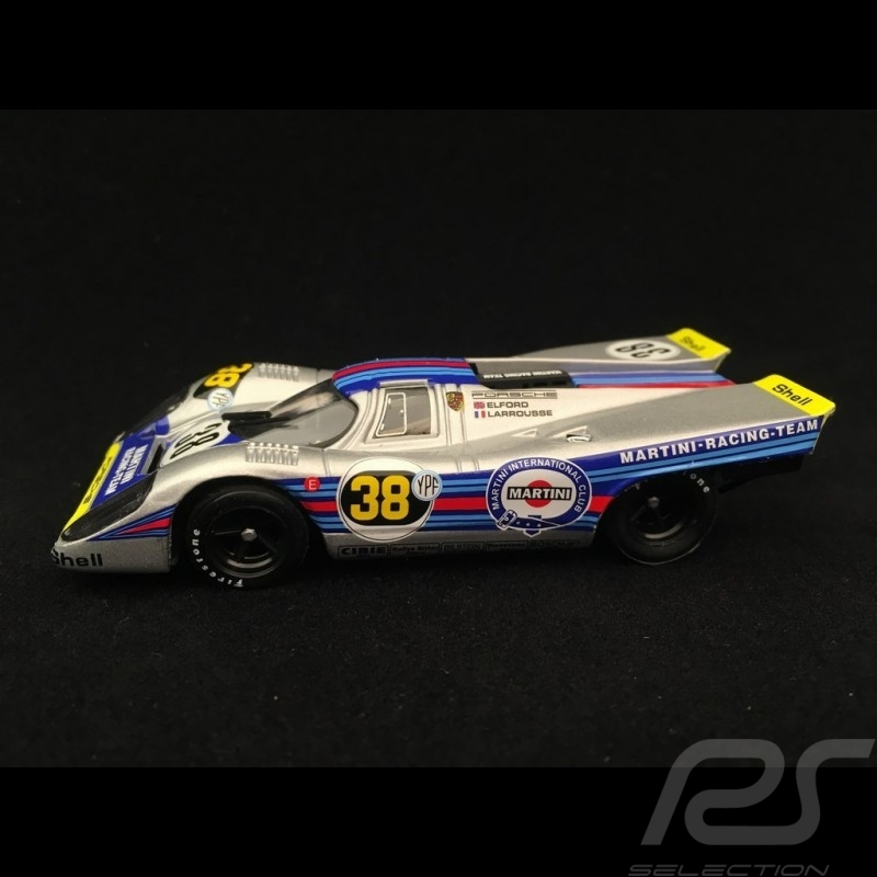 Porsche 917 K Buenos Aires 1971 n° 38 Martini Racing 1/43 Brumm R572