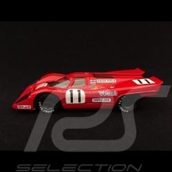 Porsche 917 K Monza 1970 n° 11 Piper 1/43 Brumm R339