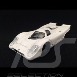 Porsche 917 K blanche présentation 1970 1/43 Brumm R217