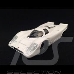 Porsche 917 K weiß Präsentation 1970 1/43 Brumm R217