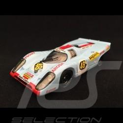 Porsche 917 K Buenos Aires 1971 n° 48 Auto Usdau 1/43 Brumm R573