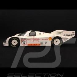 Porsche 962 C PDK Supercup Nürburgring 1987 n° 17 1/18 Norev 187412