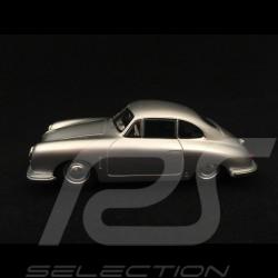 Porsche 356 Gmünd Coupé 1949 Silber grau 1/43 Schuco 450879800