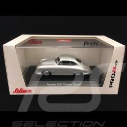 Porsche 356 Gmünd Coupé 1949 1/43 Schuco 450879800 gris argent silver grey Silber grau