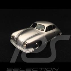 Porsche 356 Gmünd Coupé 1949 silver grey 1/43 Schuco 450879800