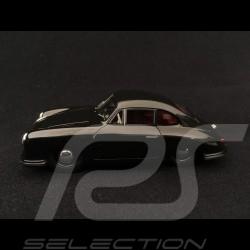 Porsche 356 Gmünd Coupé 1949 black 1/43 Schuco 450879900