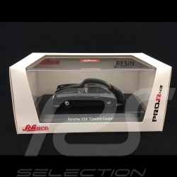 Porsche 356 Gmünd Coupé 1949 1/43 Schuco 450879900 noir black schwarz