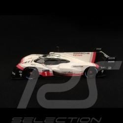 Porsche 919 Hybrid Evo n° 1 Tribute tour Record Nürburgring et Spa 2018 1/43 Spark WAP0209260K