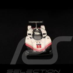 Porsche 919 Hybrid Evo n° 1 Tribute tour Nürburgring and Spa 2018 Record 1/43 Spark WAP0209260K