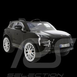 Porsche Macan Turbo voiture électrique Battery vehicle Batterie-auto pour enfant 12V gris anthracite