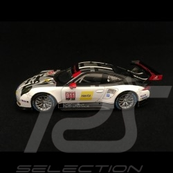 Porsche 911 GT3 RSR type 991 presentation Daytona 2016 n° 911 Core 1/43 Spark MAP02018316