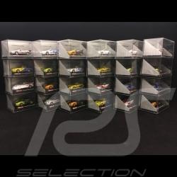 Set de 24 Porsche 911 GT3 cup type 997 en boite display 1/87 Schuco WAP022SET01