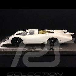 Porsche 917 LH presentation 1969 Chassis 001 1/18 BBR BBRC1833ST
