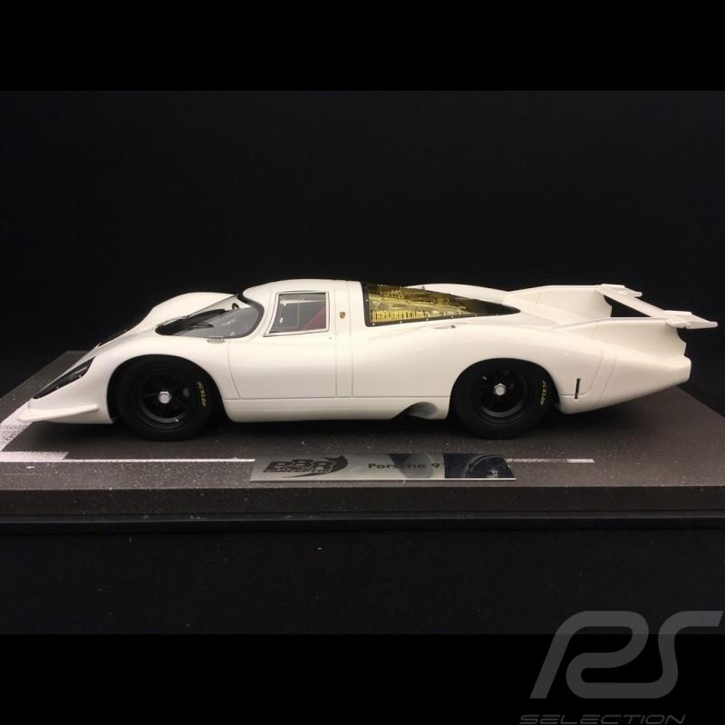 Porsche 917 LH Präsentation 1969 Chassis 001 1/18 BBR BBRC1833ST