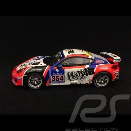 Porsche Cayman GT4 Clubsport Nürburgring 2016 n° 354 raceunion Teichmann 1/43 Minichamps 437166154