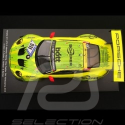 Porsche 911 type 991 GT3 R Nürburgring 2018 n° 911 Manthey racing 1/18 Spark 18SG031