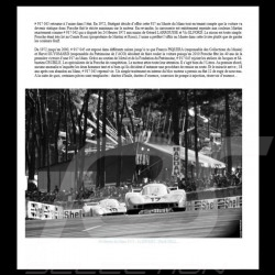 Book PORSCHE 917 - Laurent Gauvin