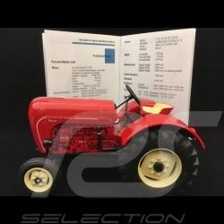 Porsche Diesel Tracteur Tractor Schlepper Master 419 jouet tôle avec mécanisme 1/25 Kovap 0321