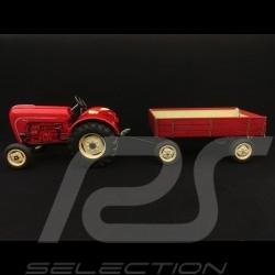 Porsche Diesel Tractor Master 419 with trailer Tintoy 1/25 Kovap 0321 0430