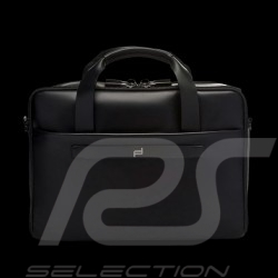 Sac Porsche Porte-documents / Ordinateur cuir noir Shyrt 2.0 LHZ Porsche Design 4090002637