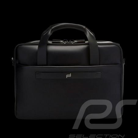 Porsche bag Briefbag / Laptop bag black leather Shyrt 2.0 LHZ Porsche Design 4090002637
