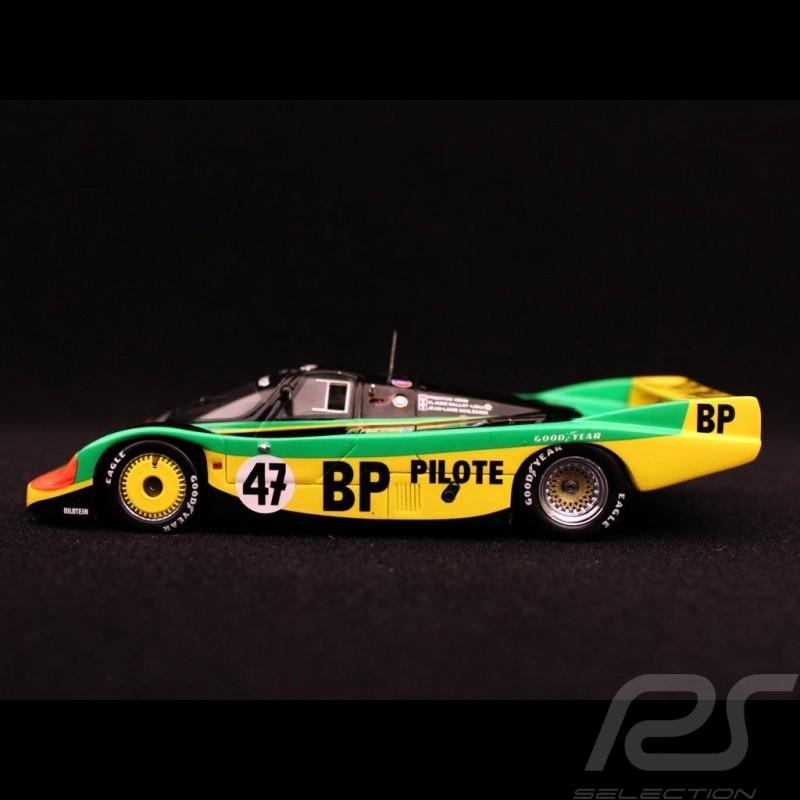 Porsche 956 Le Mans 1983 n° 47 BP Pilote 1/43 Spark S7503