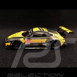 Porsche 911 RSR type 991 24h du Mans 2018 n° 56 Team Project One 1/43 Spark S7038
