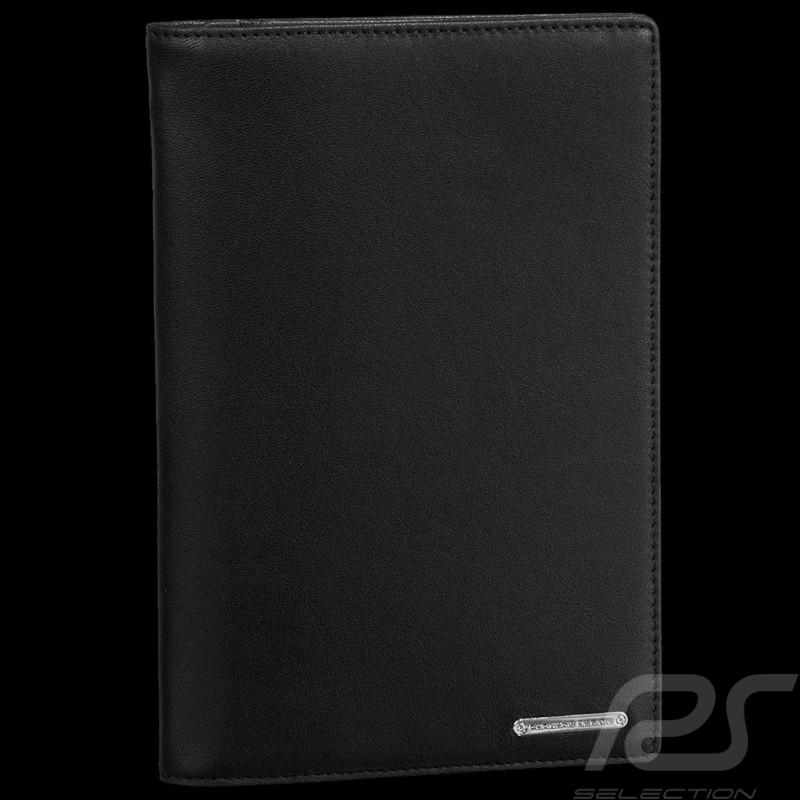 Porsche big size wallet All-in-one black leather CL2 2.0 LV13 Porsche Design 4090000226