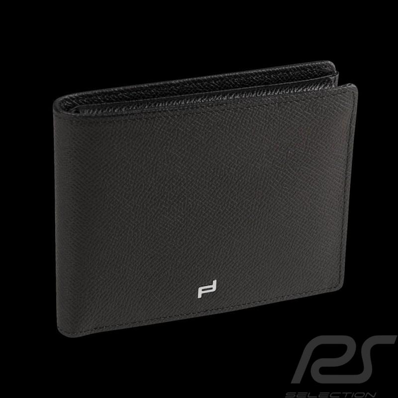 Portefeuille Porsche Porte-cartes H10 3 volets French Classic 3.0  Porsche Design 4090001814 wallet credit card holder Geldbörse