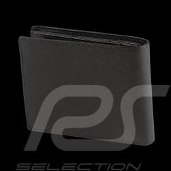 Porsche Geldbörse Kreditkartenhalter H10 3 Klappen French Classic 3.0 schwarze Leder Porsche Design 4090001814
