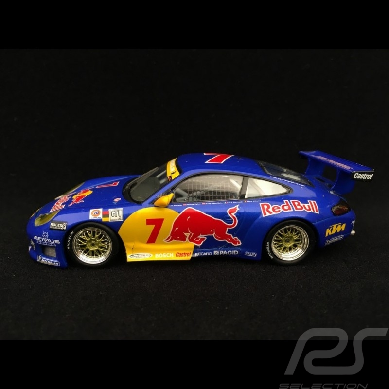 Porsche 911 typ 996 GT3 R Daytona 24h 2000 n° 7 1/43 Minichamps 430006907