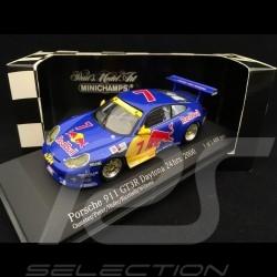 Porsche 911 type 996 GT3 R Daytona 24h 2000 n° 7 1/43 Minichamps 430006907