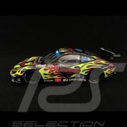 Porsche 911 typ 996 GT3 RS GP of Miami 2004 n°79 Sally 1/43 Minichamps 400046979