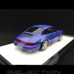 Porsche 911 typ 964 Carrera RS 1992 maritimblau 1/43 Make Up Vision VM122A