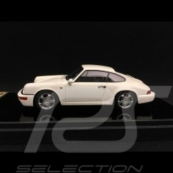 Porsche 911 type 964 Carrera RS 1992 blanc 1/43 Make Up Vision VM122D white weiß