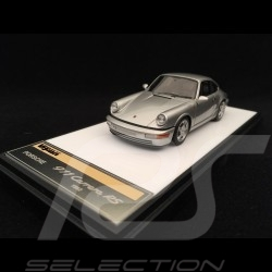 Porsche 911 typ 964 Carrera RS 1992 silbergrau 1/43 Make Up Vision VM122C