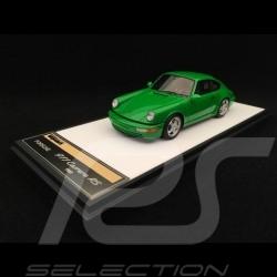 Porsche 911 type 964 Carrera RS 1992 signal green 1/43 Make Up Vision VM122E