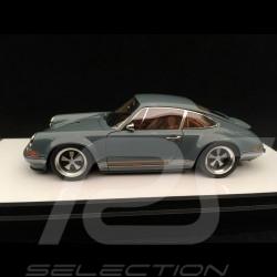 Porsche 911 type 964 Singer gris 1/43 Make Up Vision VM111D